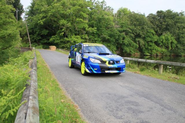 Y.Rougier - S. François  (Subaru A8)