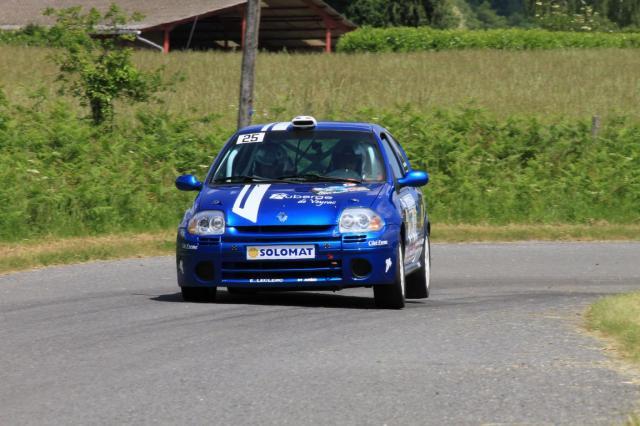 J.P. Boulestin - O. Mandon  (Clio A7)